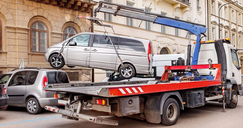 Эвакуатор для легкового и коммерческого транспорта