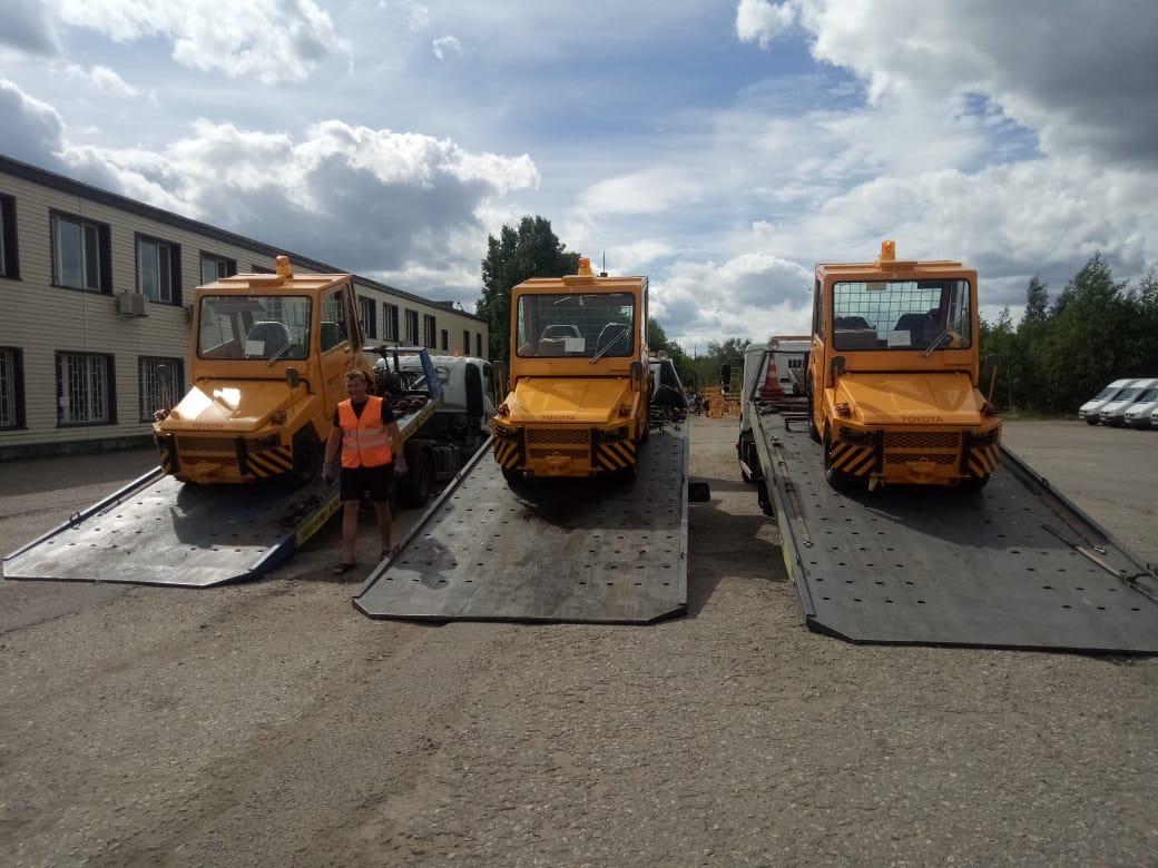 эвакуатор Новорижское шоссе